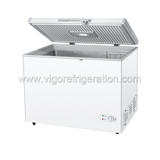 258L solar/DC freezer for African country