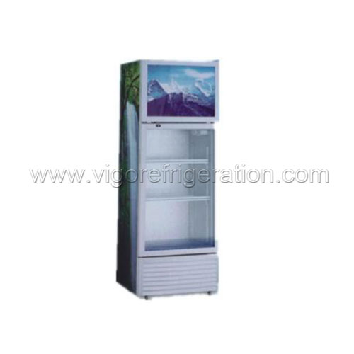 320L UPRIGHT FREEZER AND DISPLAY COOLER