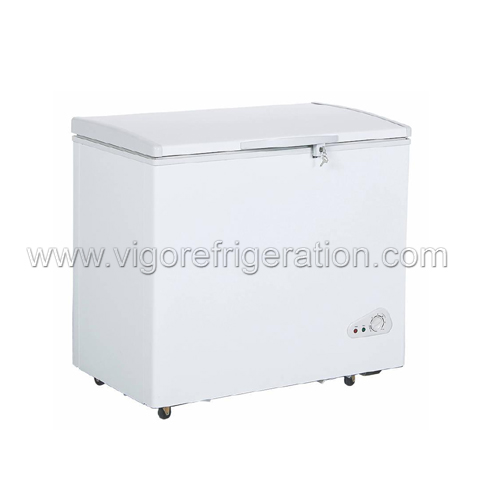 208L DC Freezer with CE Certification